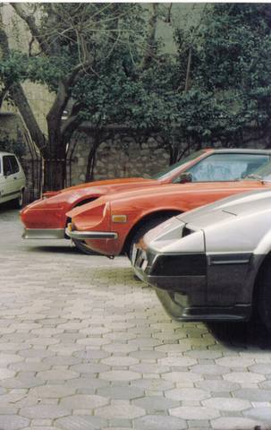 Ma DATSUN 240Z DE 1973 Museau11