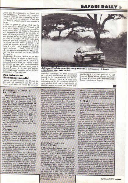 Topic officiel DATSUN VIOLET 140J & 160JSSS type LA10/PA10  Safari33