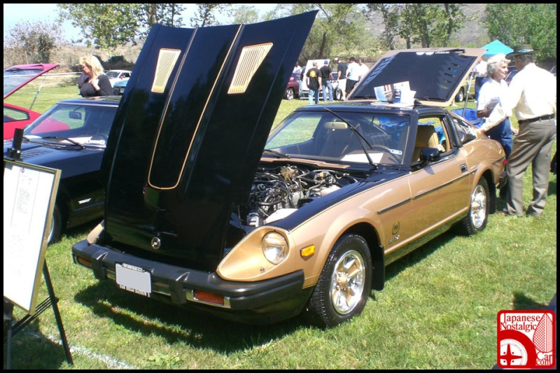 TOPIC OFFICIEL DATSUN 280ZX Zcarna11