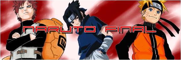 Naruto Final