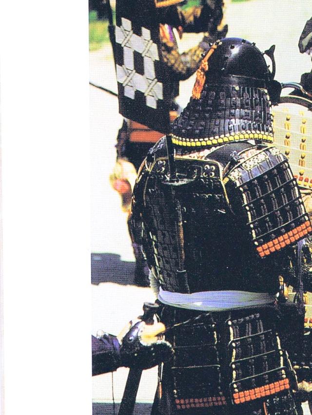samourai Ashigaru commander 1600 Bannia11