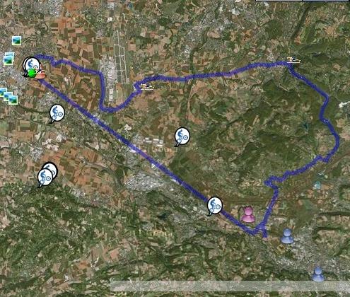 [SOFT] RUN.GPS UV TRAINER : Logiciel GPS pour sportifs [Gratuit/Payant] Captur10