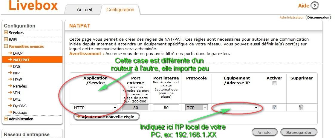 [TUTO]Accès et échange de données entre PC/Serveur et PPC Config10