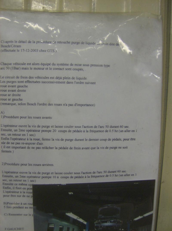 [ Renault r19 an 1995 ] remplacement disques, plaquettes et purge (tuto) Hpim2210
