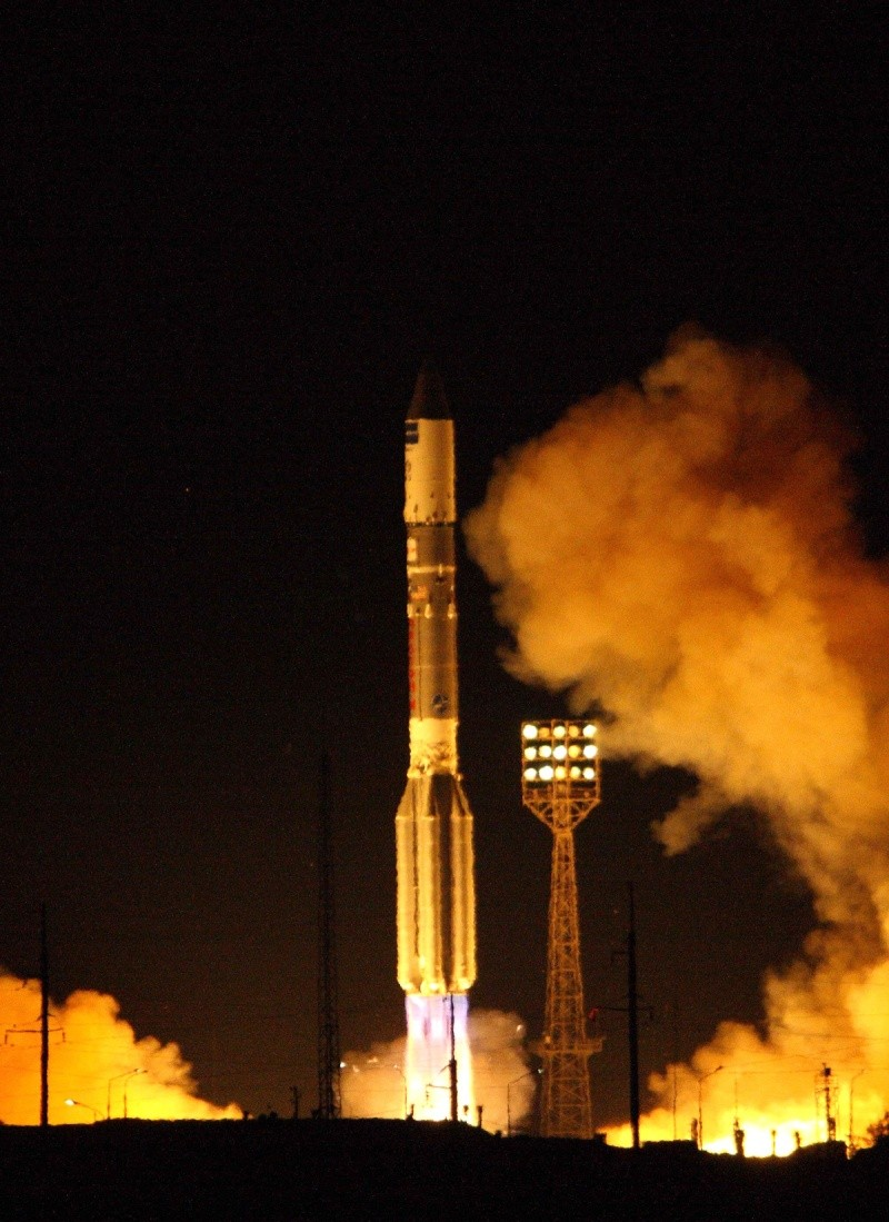 Proton-M Briz-M / Sirius XM-5 (lancement le 14/10/2010) Xm5_la10