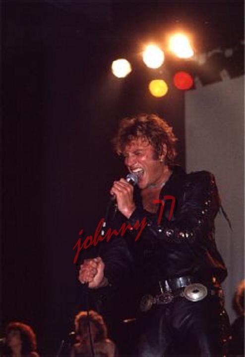 Johnny Live 1981 Pantin15