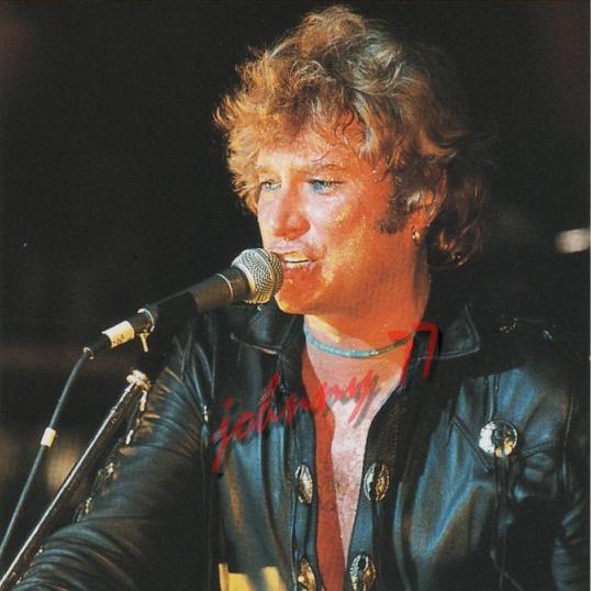 Johnny Live 1981 Pantin16