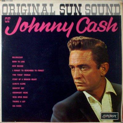 JOHNNY CASH Cash-l10