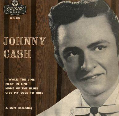 JOHNNY CASH Cashep10