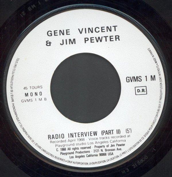 Les Vinyles .... partie 1 - Page 5 Gene-p10