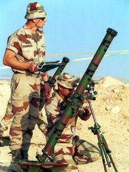Le mortier de 81 mm Mortie11