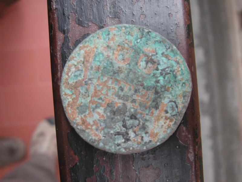 dupondio de Emerita-Puerta de campamento Pict2612