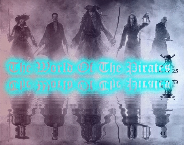 The World Of The Pirates