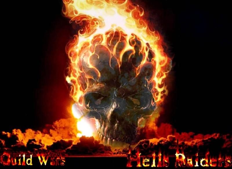 HELLS RAIDERS