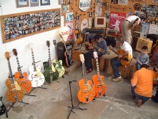 VINTAGE GUITARS PARTY - mai 2007 - Lyon Dscf0011