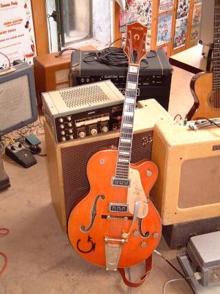 VINTAGE GUITARS PARTY - mai 2007 - Lyon Dscf0019