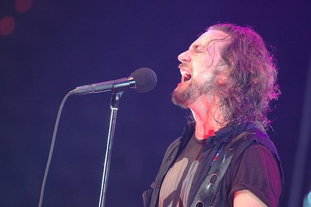 Pearl Jam Eddie Weber :it is the man of my life 510