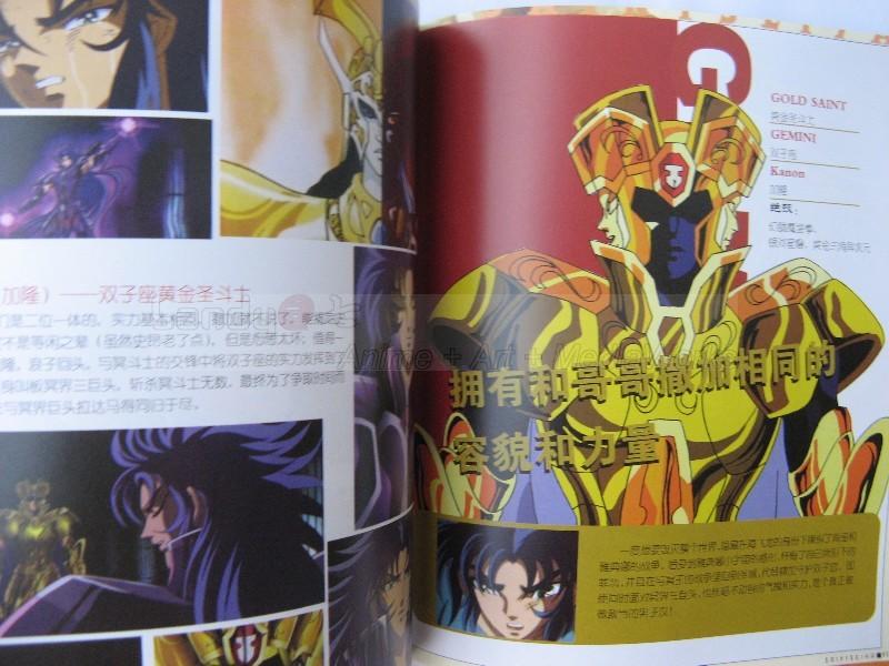 Saint Seiya Illustration Fan Art Book Bigbul21