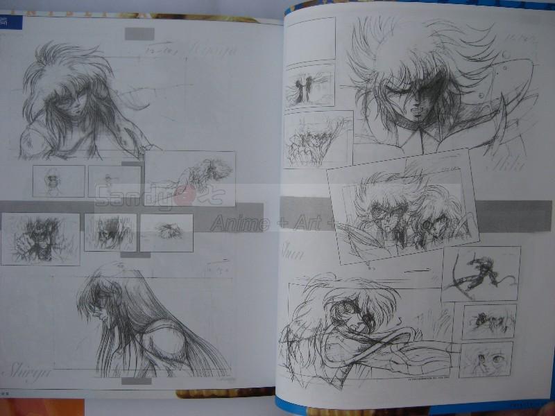 Saint Seiya Illustration Fan Art Book Bigbul23