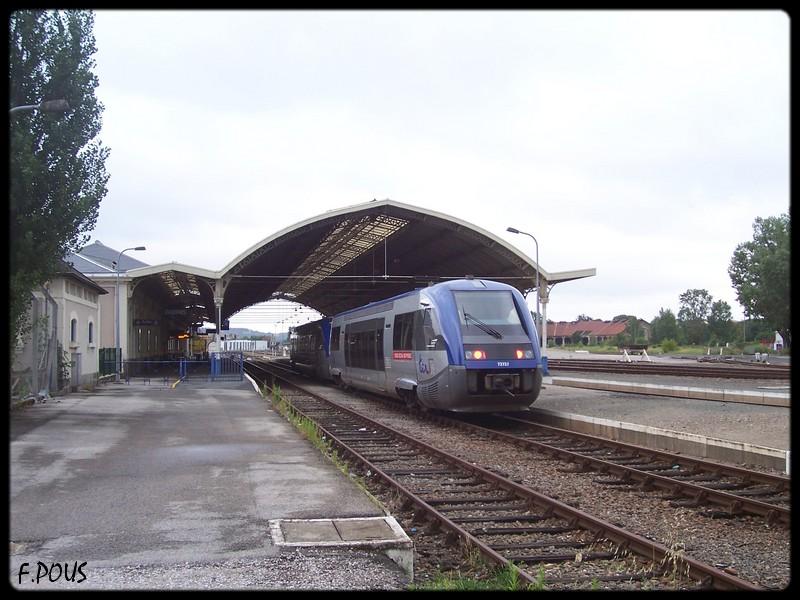 Pk 366,1 : Gare de Castres (81) Castre10