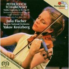Le Concerto pour Violon de Tchaïkovsky 41hc5t10