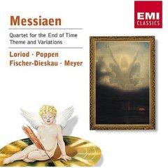Messiaen Olivier - Quatuor pour la fin du temps 5136mg10
