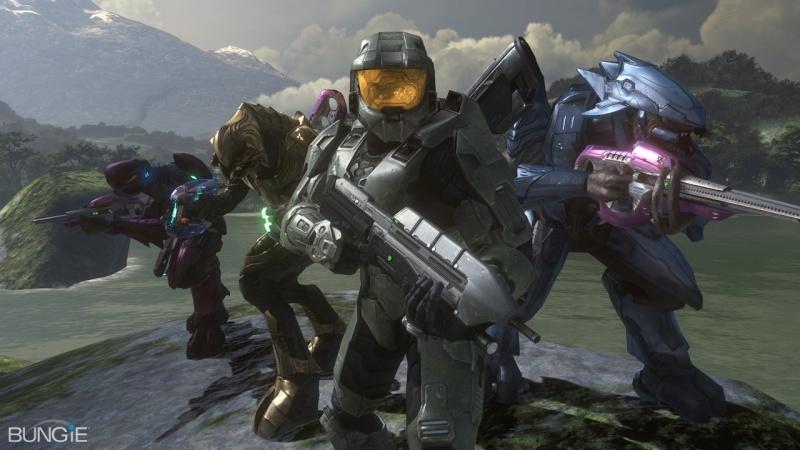 Halo 3 : nouvelles images (oui il y a une vie après la béta) 53009_10