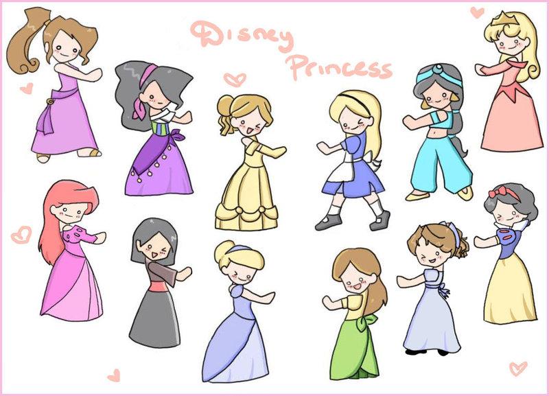 Princesses Disney - Page 3 Disney16