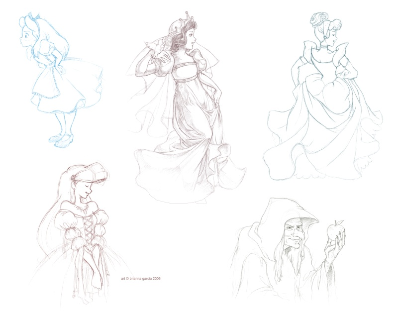 Princesses Disney - Page 3 Disney21