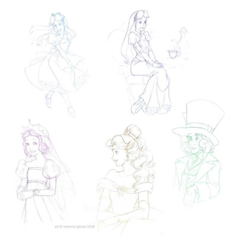 Princesses Disney - Page 3 Disney22