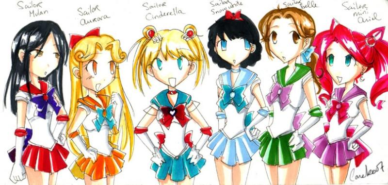Princesses Disney - Page 3 Sailor10