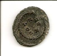 Moneda romana o griega con láurea ? Escane49