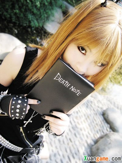 Cosplay Death Note Misa_m10