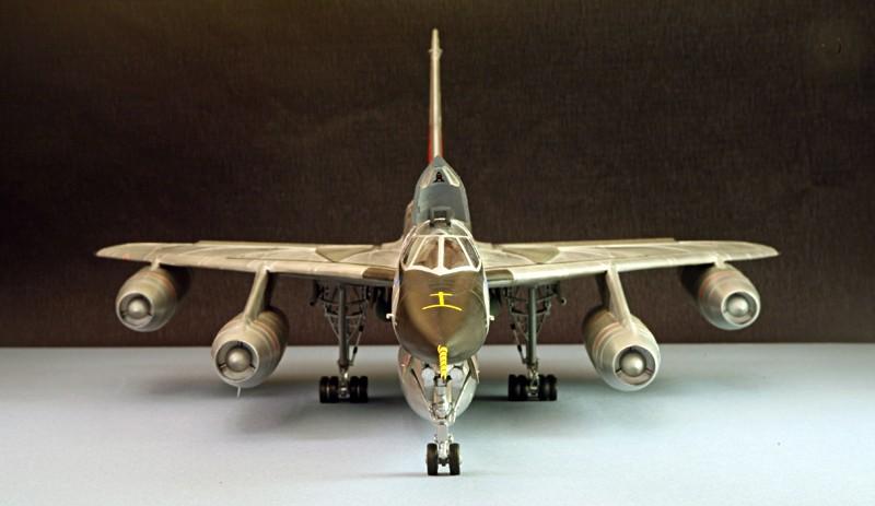 "Convair B-58A ""Hustler"", 1960 [1:48 - Revell] Convai11"