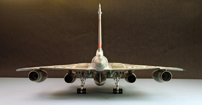 "Convair B-58A ""Hustler"", 1960 [1:48 - Revell] Convai13"
