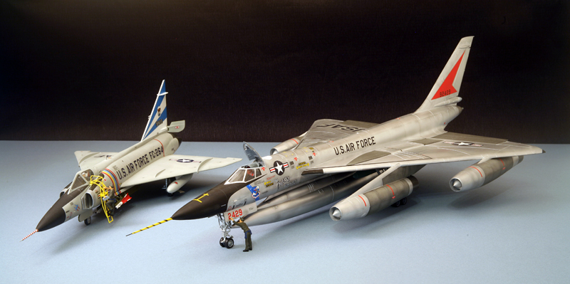 "Convair B-58A ""Hustler"", 1960 [1:48 - Revell] Convai17"