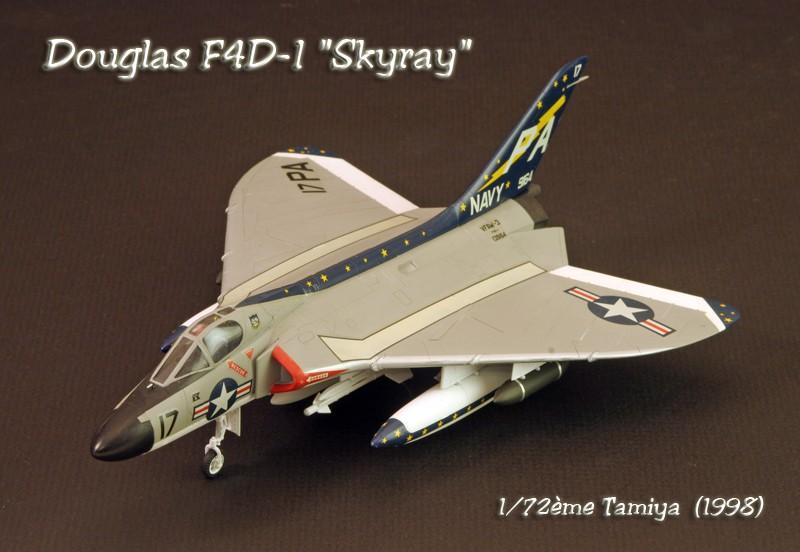 "Douglas F4D-1 ""Skyray"" [1/72 - Tamiya] Dougla10"