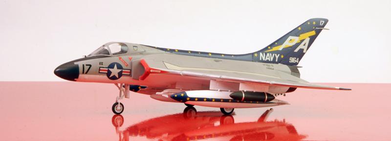 "Douglas F4D-1 ""Skyray"" [1/72 - Tamiya] Dougla13"