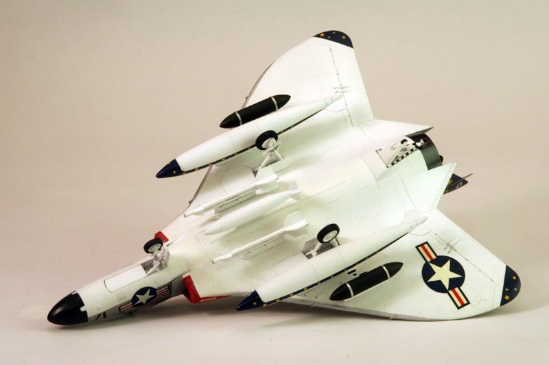 "Douglas F4D-1 ""Skyray"" [1/72 - Tamiya] Dougla19"