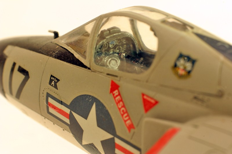 "Douglas F4D-1 ""Skyray"" [1/72 - Tamiya] Dougla20"