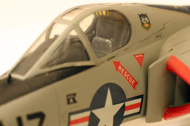 "Douglas F4D-1 ""Skyray"" [1/72 - Tamiya] Dougla23"
