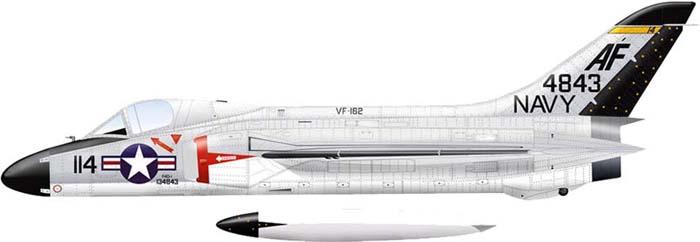 """Douglas F4D-1 """"Skyray"""" [1/72 - Tamiya] F4d_de10"""