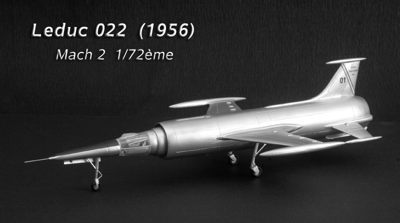 Leduc 022 (1:72 Mach 2) 1956 Leduc_10