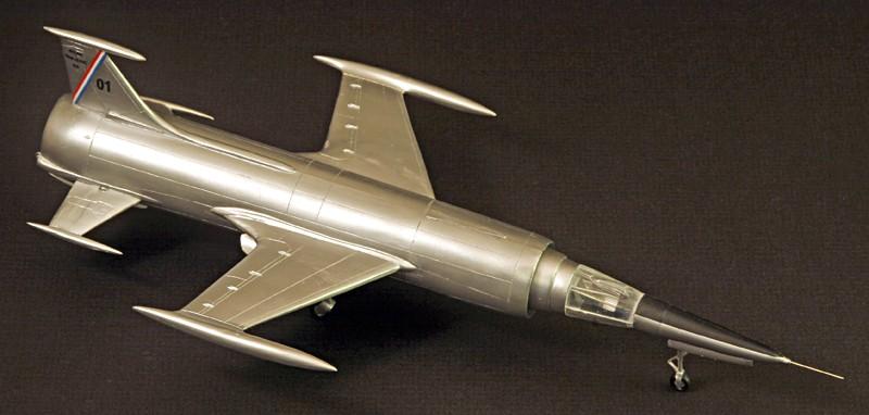 Leduc 022 (1:72 Mach 2) 1956 Leduc_11