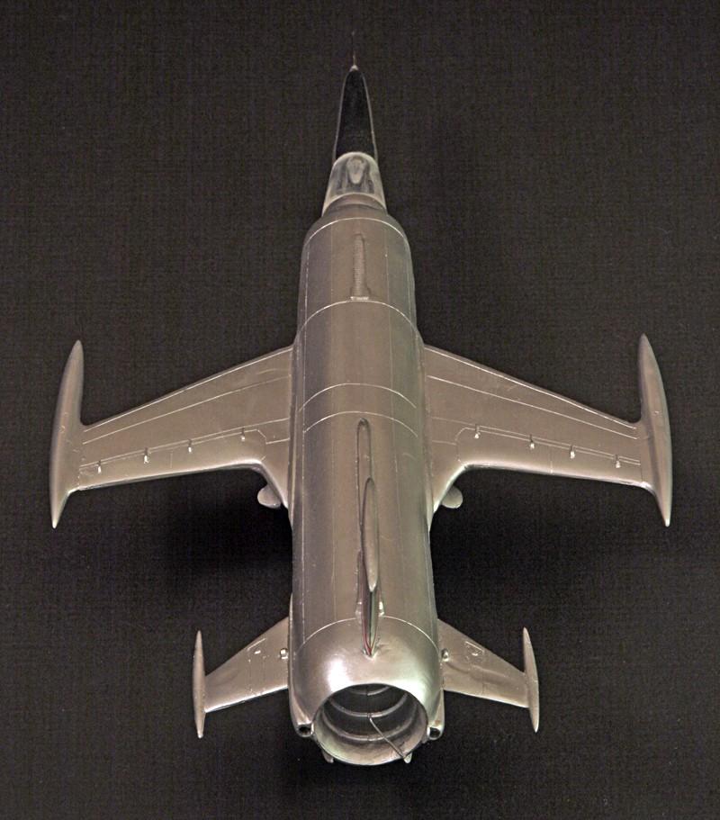 Leduc 022 (1:72 Mach 2) 1956 Leduc_13