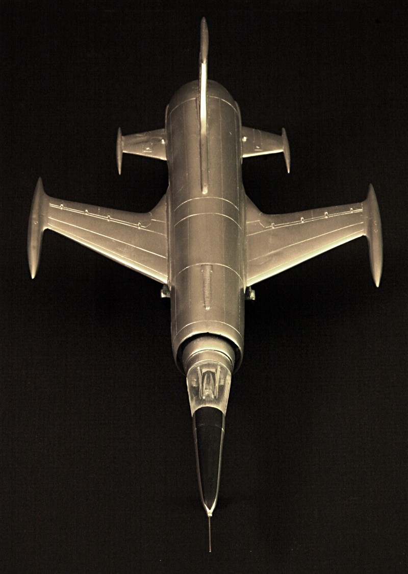 Leduc 022 (1:72 Mach 2) 1956 Leduc_14