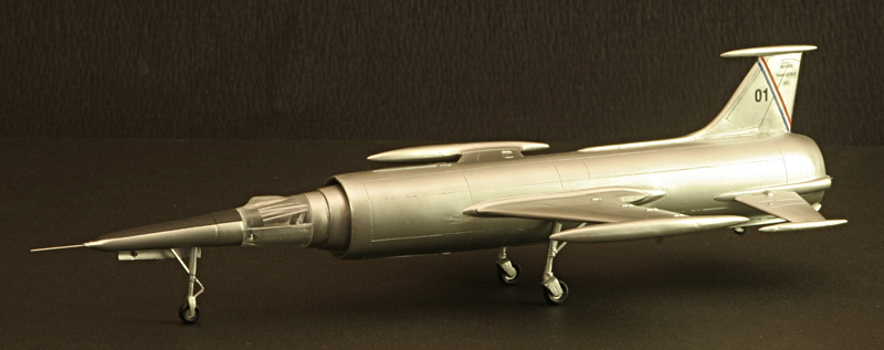 Leduc 022 (1:72 Mach 2) 1956 Leduc_15