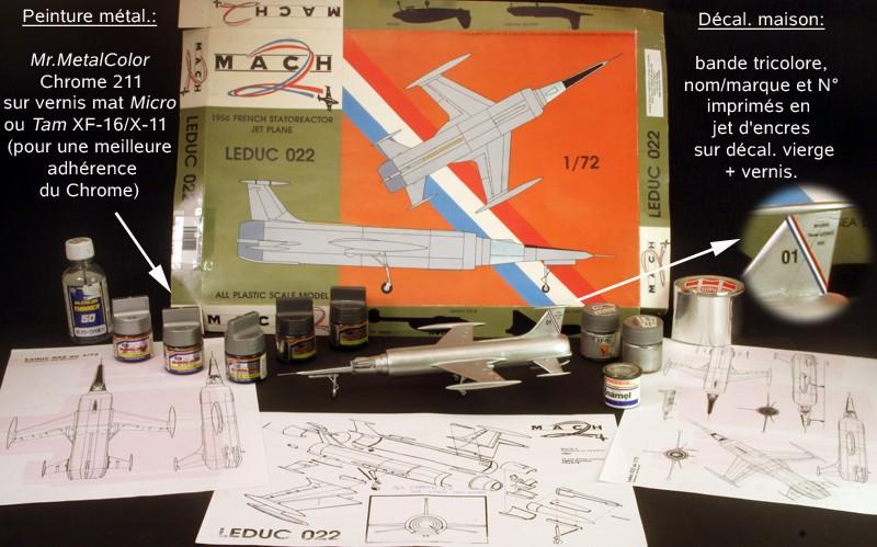 Leduc 022 (1956)  [1:72 - Mach 2] Leduc_16