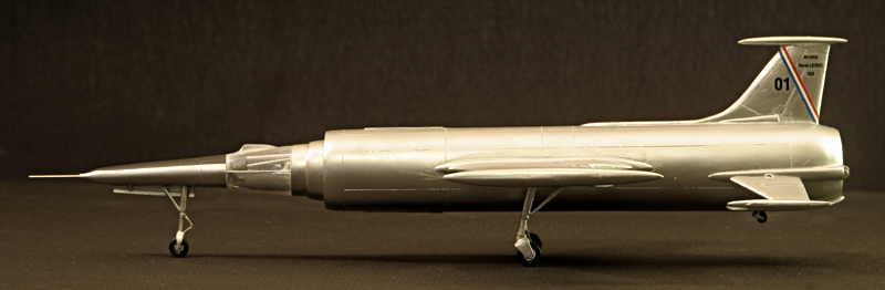 Leduc 022 (1:72 Mach 2) 1956 Leduc_20