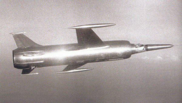 Leduc 022 (1:72 Mach 2) 1956 Lleduc10